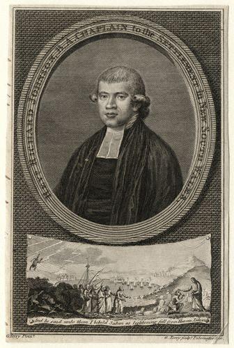 The Reverend Richard Johnson
